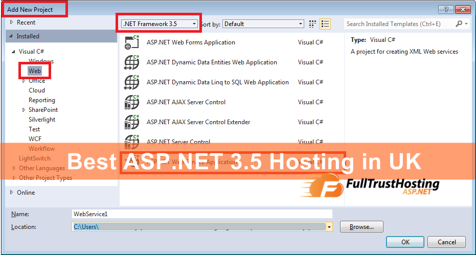 Best ASP.NET 3.5 Hosting in UK