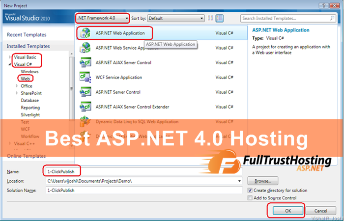 Best ASP.NET 4.0 Hosting in UK