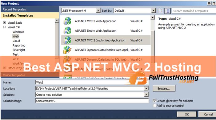 Best ASP.NET MVC 2 Hosting Provider in UK