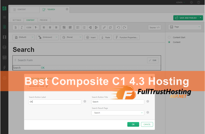 Best Composite C1 4.3 Hosting