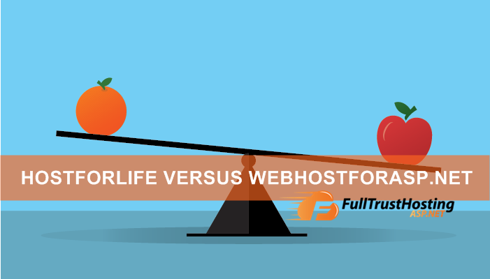 HostForLIFE.eu VS WebHostForASP.NET - Best ASP.NET Hosting Comparison