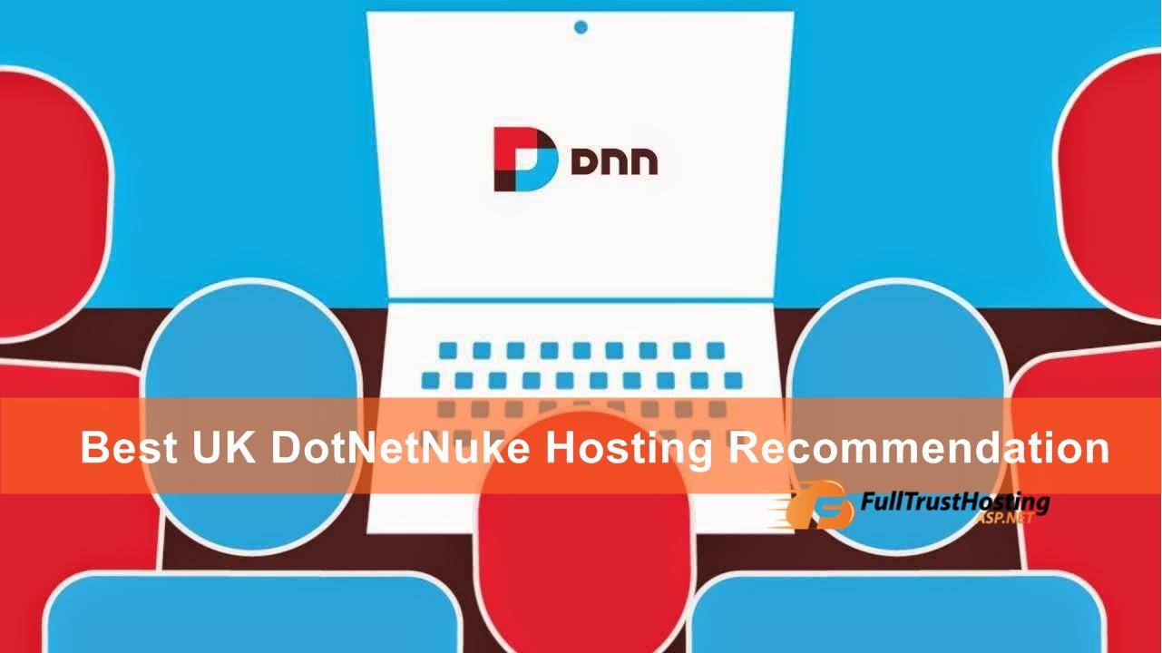 UK DotNetNuke Hosting
