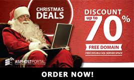 Full Trust ASP.NET 5 Hosting - Christmas Eve Hosting Deals