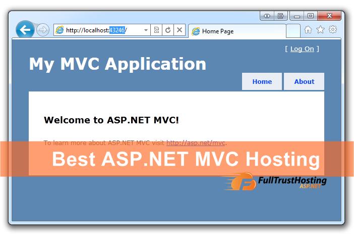 Best ASP.NET MVC Hosting