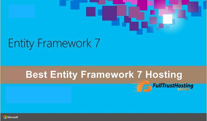 Best Entity Framework 7 Hosting in UK