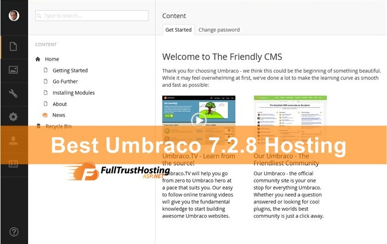 Best Umbraco 7.2.8 Hosting