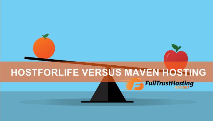 HostForLIFE.eu VS Maven Hosting - Europe ASP.NET Hosting Comparison