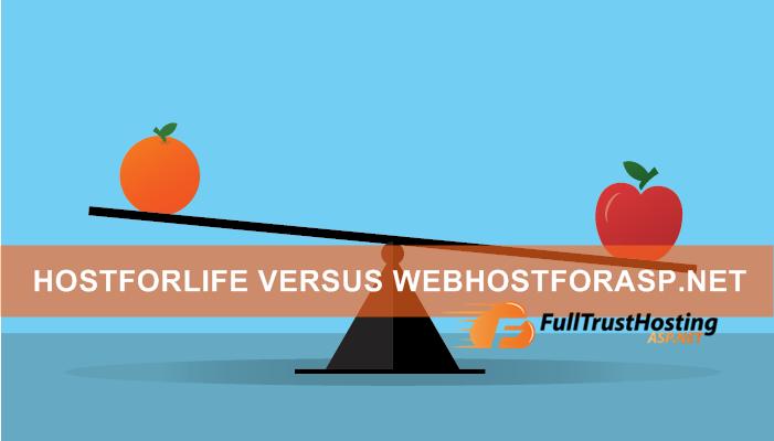 HostForLIFE.eu VS WebHostForASP.NET - Best ASP.NET Hosting Comparison