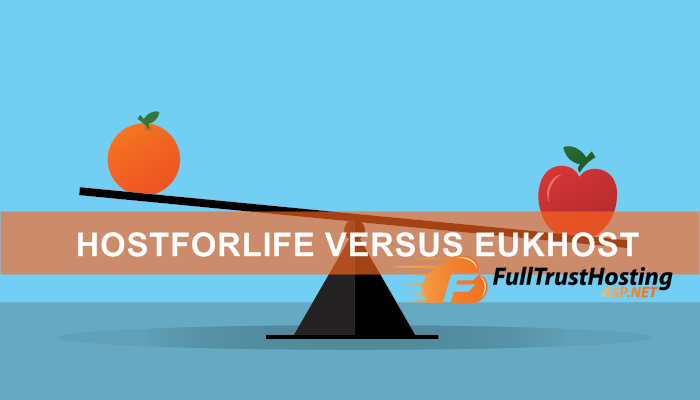 HostForLIFE.eu VS eUKHost - Best ASP.NET Hosting Comparison