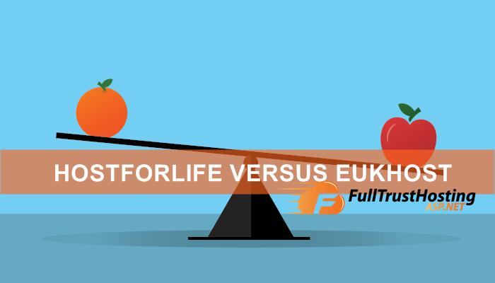 HostForLIFE.eu VS eUKHost - Best ASP.NET Hosting Comparison