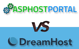 ASPHostPortal VS DreamHost – Shared Web Hosting Comparison